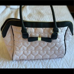 New Betsey Johnson tote bag